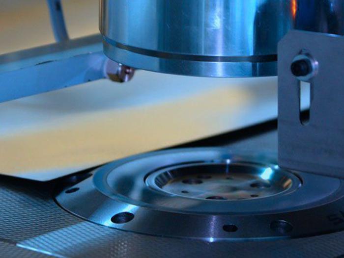 Enira Ltd, Projects - Servo motion control for forming press machine